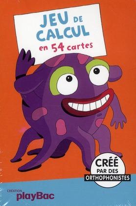 Jeu De Cartes Monstres ; Le Calcul