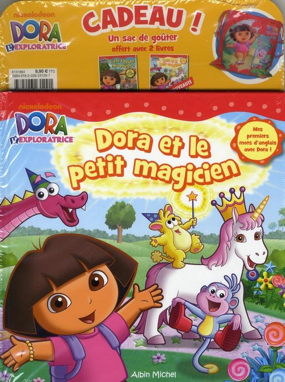 Le Sac De Gouter De Dora