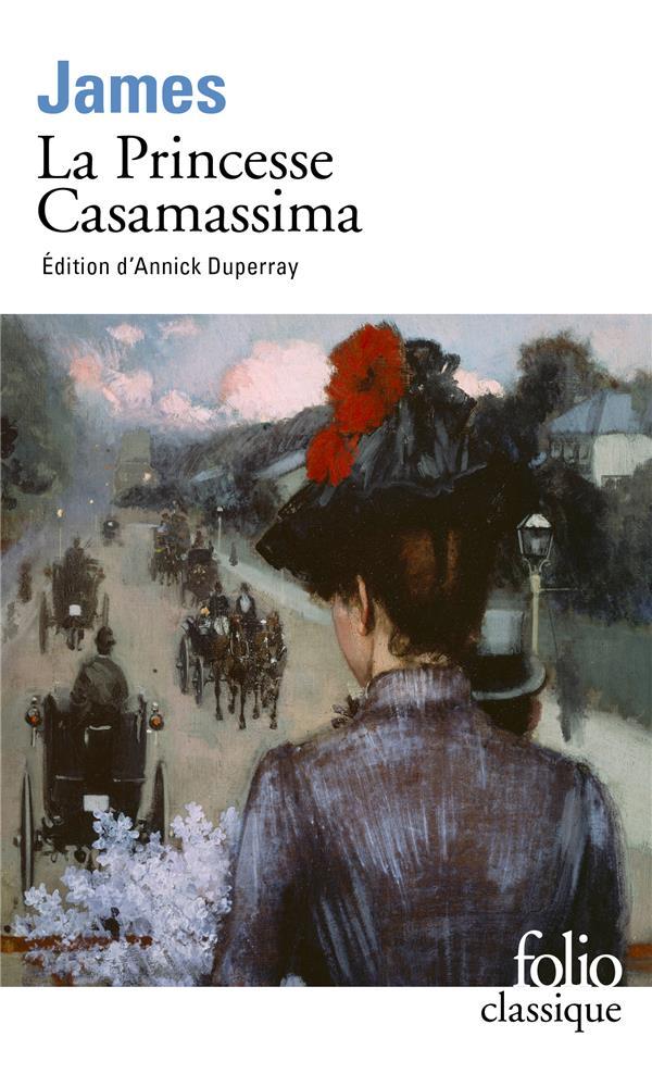 LA PRINCESSE  CASAMASSIMA