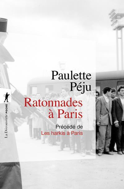 RATONNADES A PARIS / LES HARKIS A PARIS