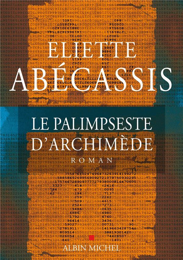 Le Palimpseste D'Archimede
