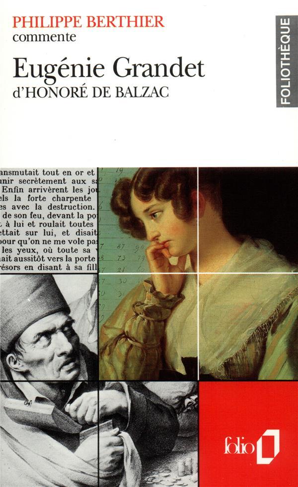 Eugenie Grandet D'Honore De Balzac  (Essai Et Dossier)