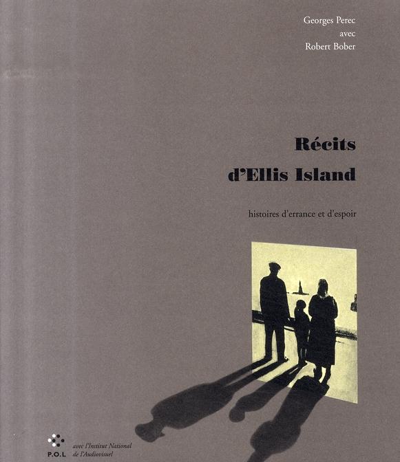 RECITS D'ELLIS ISLAND