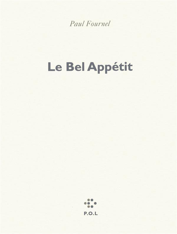 LE BEL APPETIT