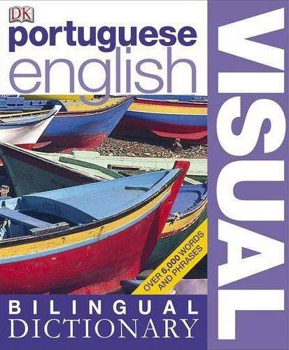 Portuguese-English ; Visual Bilingual Dictionary
