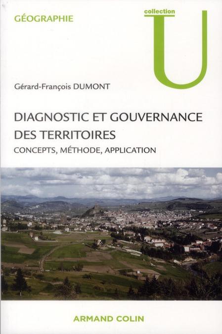 Diagnostic Et Gouvernance Des Territoires ; Concepts, Methodes, Application