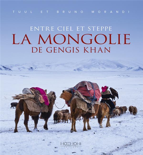 Entre ciel et steppe ; la mongolie de gengis khan