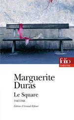 Couverture de Le square
