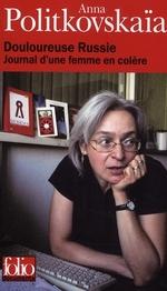 Couverture de Douloureuse Russie ; journal d'une femme en colère