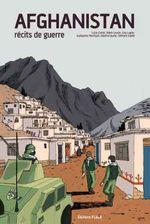 Couverture de Afghanistan, récits de guerre