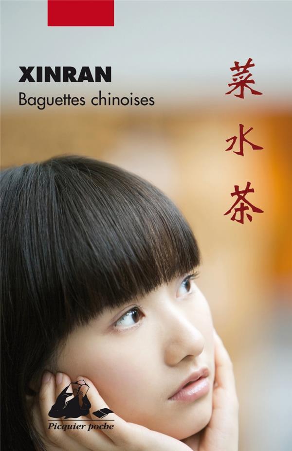 Baguettes chinoises | Xinran. Auteur