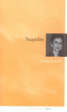 STUPIDITY*