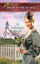 The Substitute Bride (Mills and Boon Love Inspired Historical)