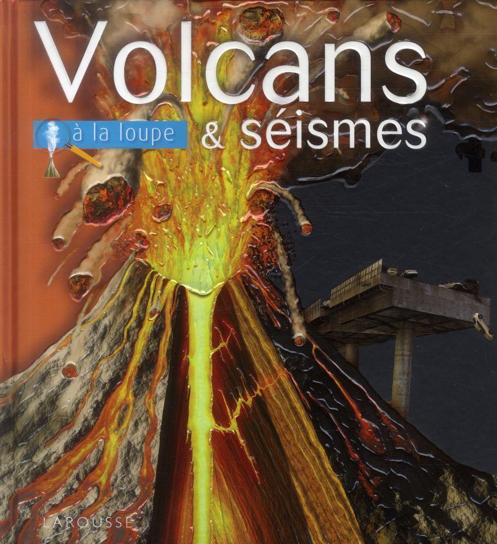 Les Volcans Et Seismes (Edition 2012)