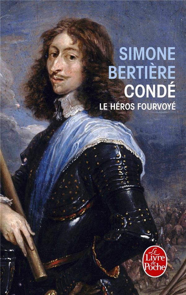 CONDE LE HEROS FOURVOYE