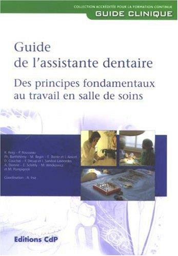 Guide De L'Assistante Dentaire 2eme Edition