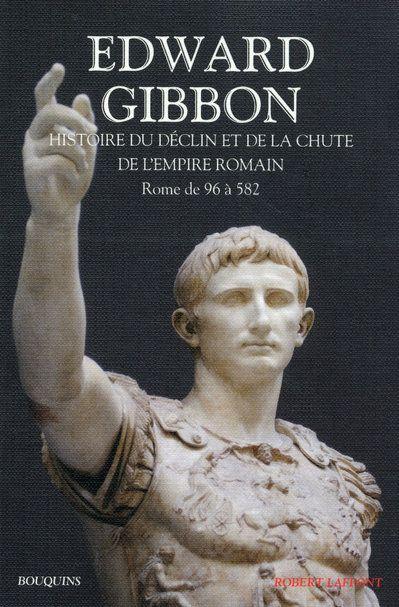 HISTOIRE DU DECLIN ET DE LA CHUTE DE L'EMPIRE ROMAIN T1