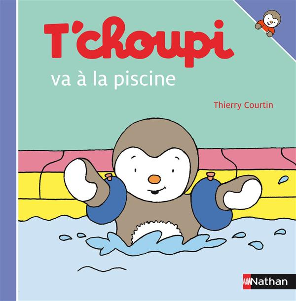 T'Choupi Va A La Piscine