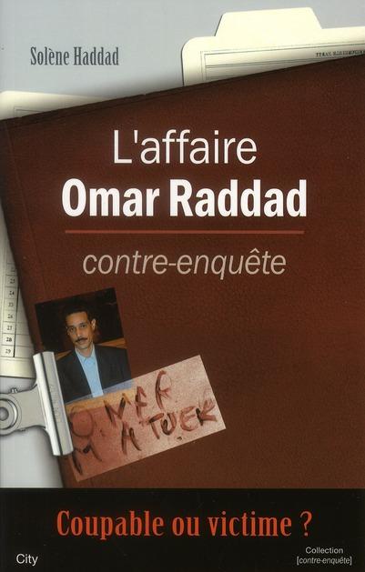 L'Affaire Omar Raddad Contre Enquete