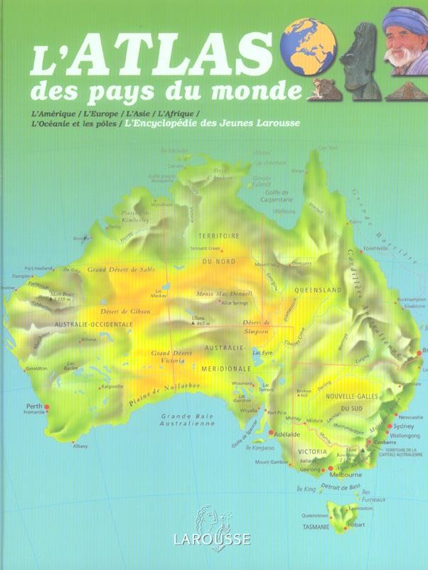 L'Atlas Des Pays Du Monde