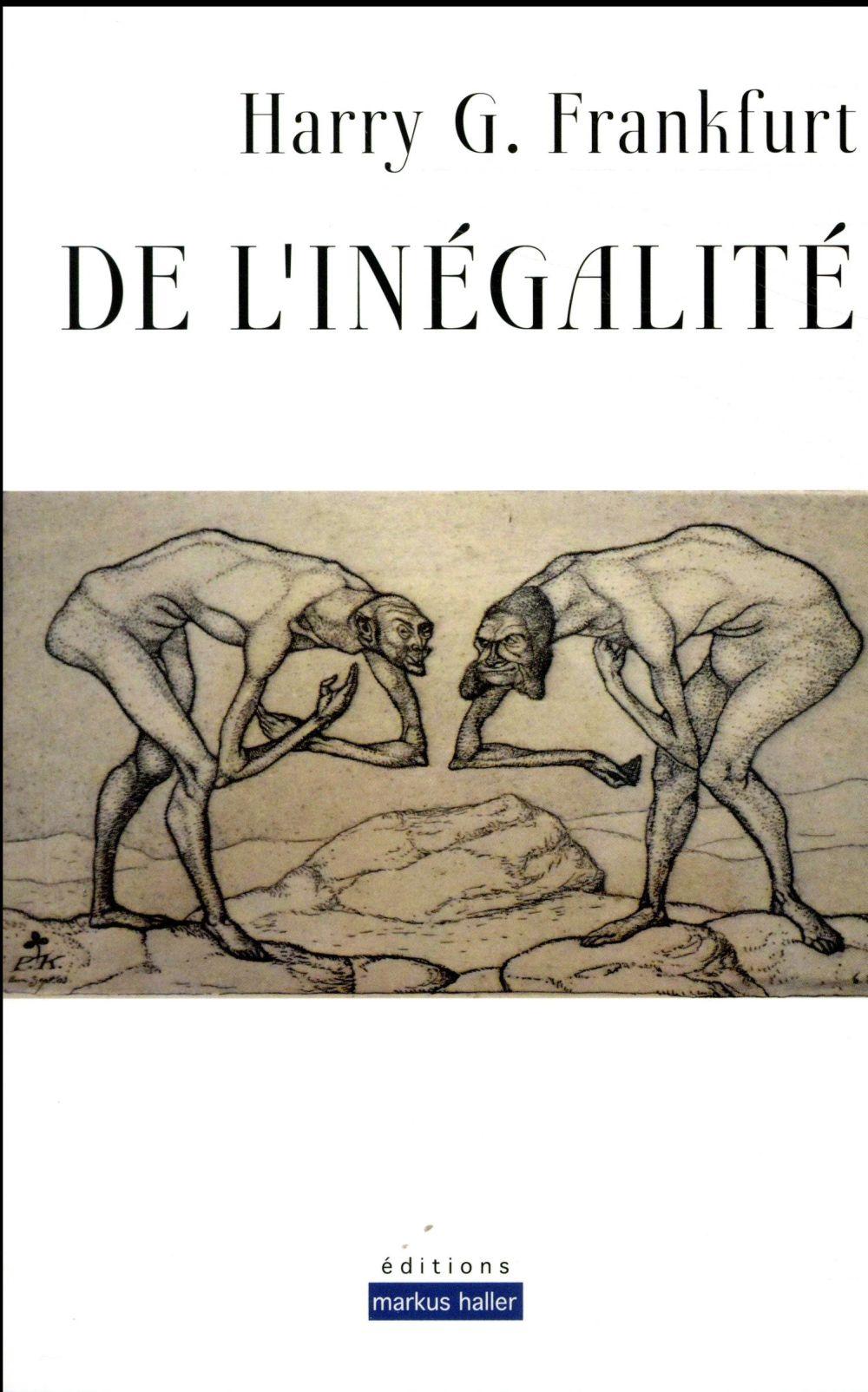 DE L'INEGALITE