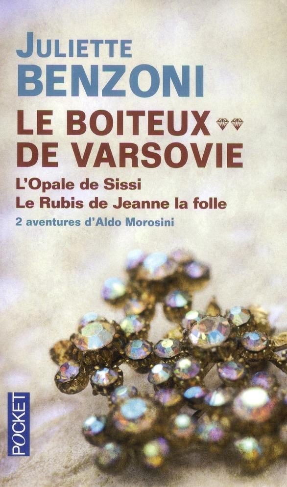 boiteux de Varsovie (Le). 2 | Benzoni, Juliette. Auteur
