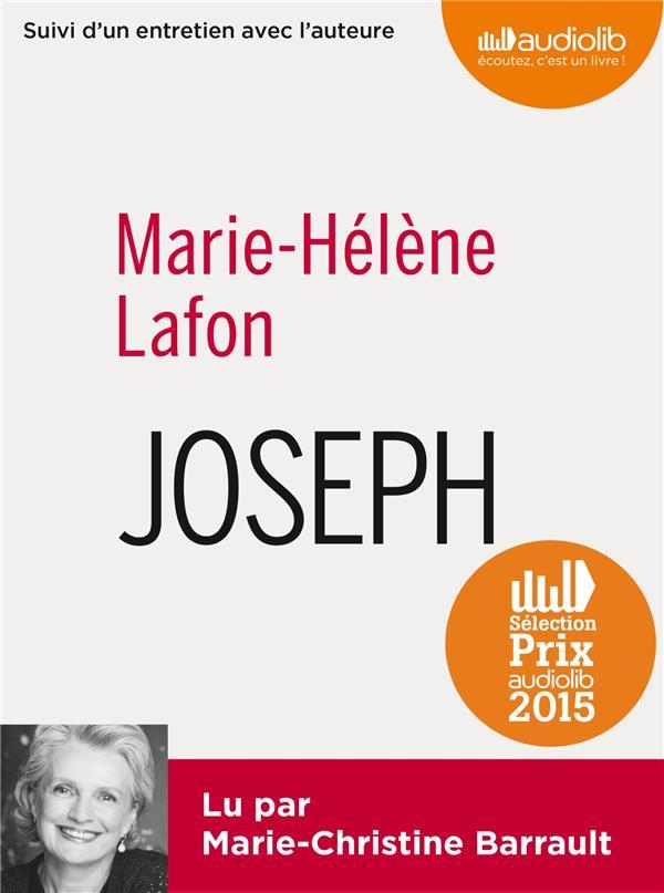 Joseph / Marie-Hélène Lafon | Lafon, Marie-Hélène (1962-....)