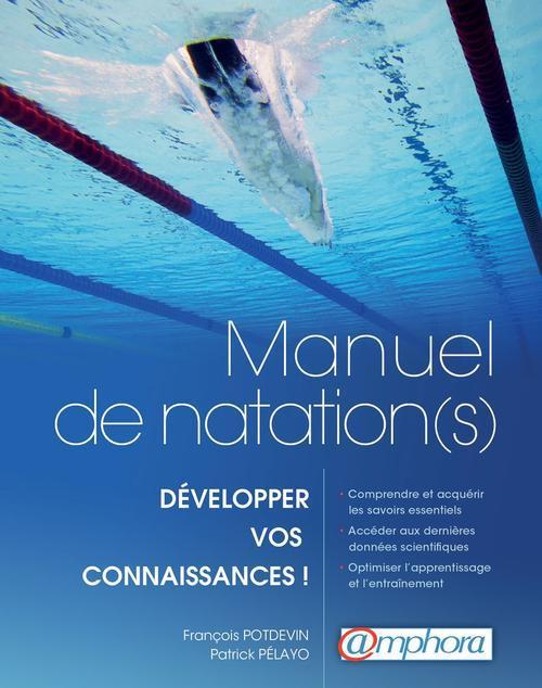 Manuel De Natation(S) ; Developpez Vos Connaissances