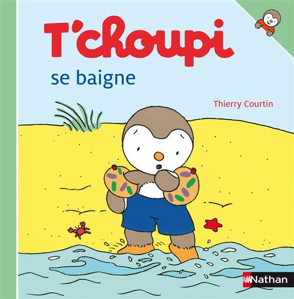T'Choupi Se Baigne