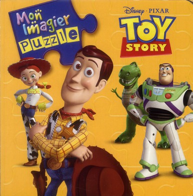 Mon Imagier Puzzle; Toy Story