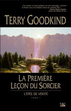 L'Epee De Verite T.1 ; La Premiere Lecon Du Sorcier