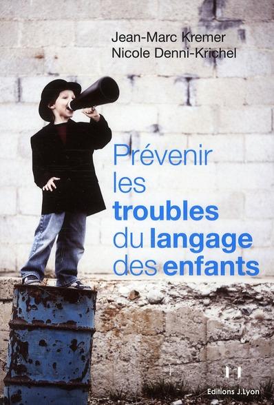Prevenir Les Troubles Du Langage Des Enfants