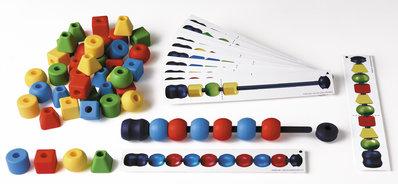 Atelier Mini Rythmes Et Maxi Perles