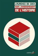 Couverture de Sur l'enseignement de l'histoire