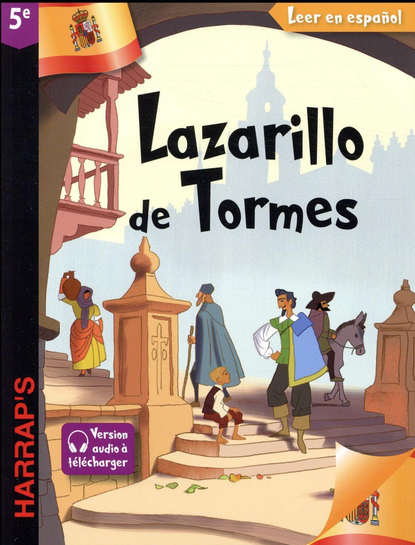 Harrap's lazarillo de tormes ; 5e