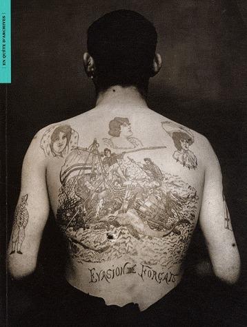 PAPIERS DES BAS-FONDS : ARCHIVES D'UN SAVANT DU CRIME 1843-1924