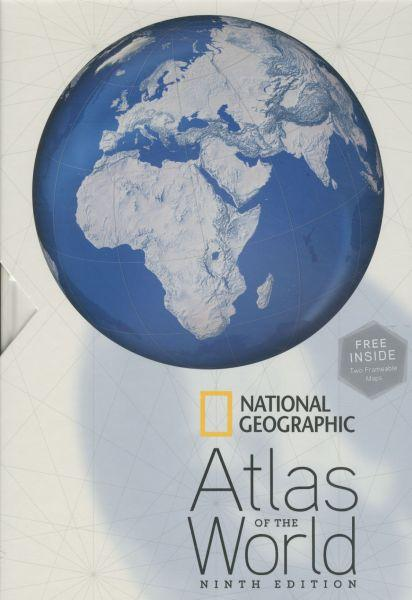 National Geographic Atlas Of The World - 9th Edition