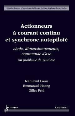 Actionneurs A Courant Continu Et Synchrone Autopilote