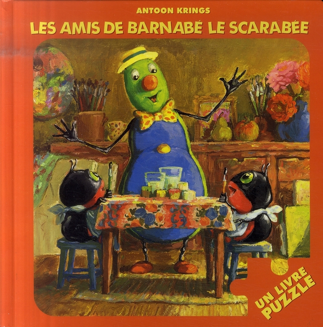 Les Amis De Barnabe Le Scarabee