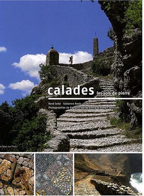 Calades, Les Sols De Pierre En Provence