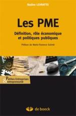 Les Pme Definition, Role Economique Et Plitiques Publiques