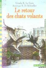 Couverture de Le Retour Des Chats Volants