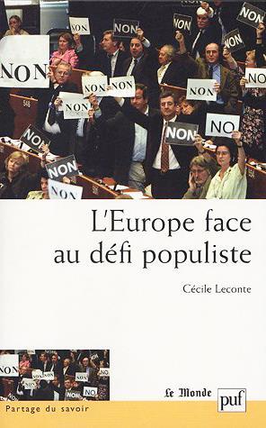 L'EUROPE FACE AU DEFI POPULISTE