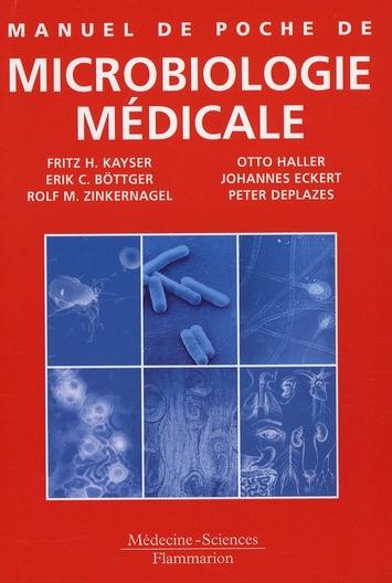 Manuel De Poche De Microbiologie Medicale
