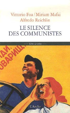LE SILENCE DES COMMUNISTES