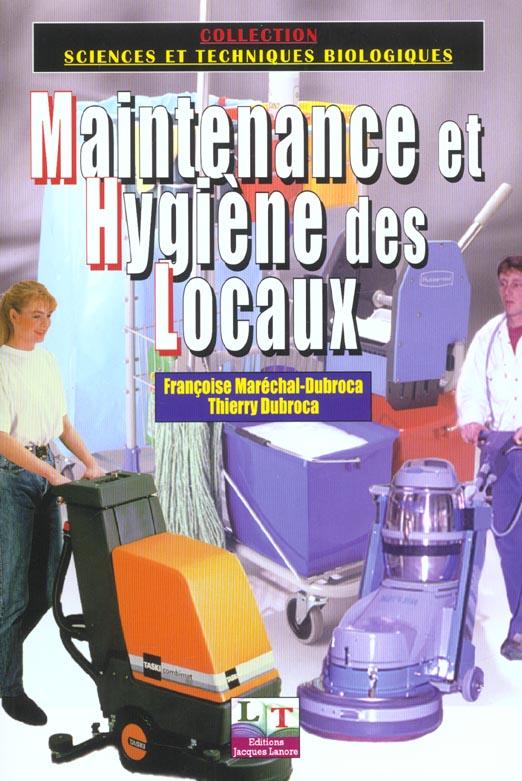 Maintenance Et Hygiene Des Locaux