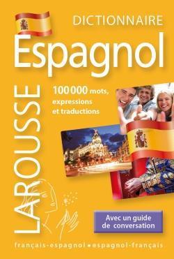 Mini Dictionnaire Larousse ; Francais-Espagnol / Espagnol-Francais