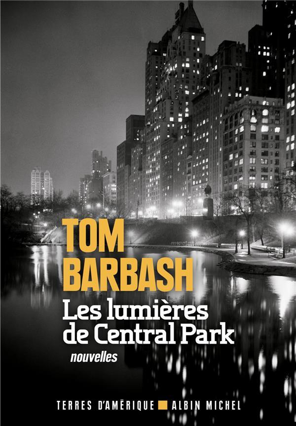 Les lumieres de Central Park