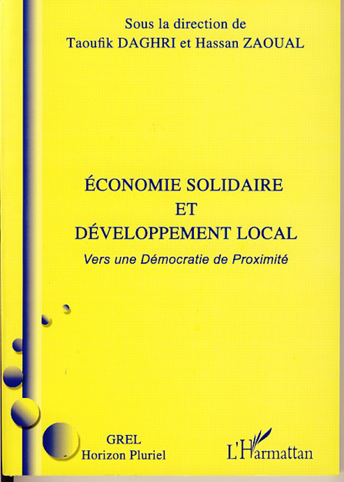 Economie Solidaire Et Developpement Local
