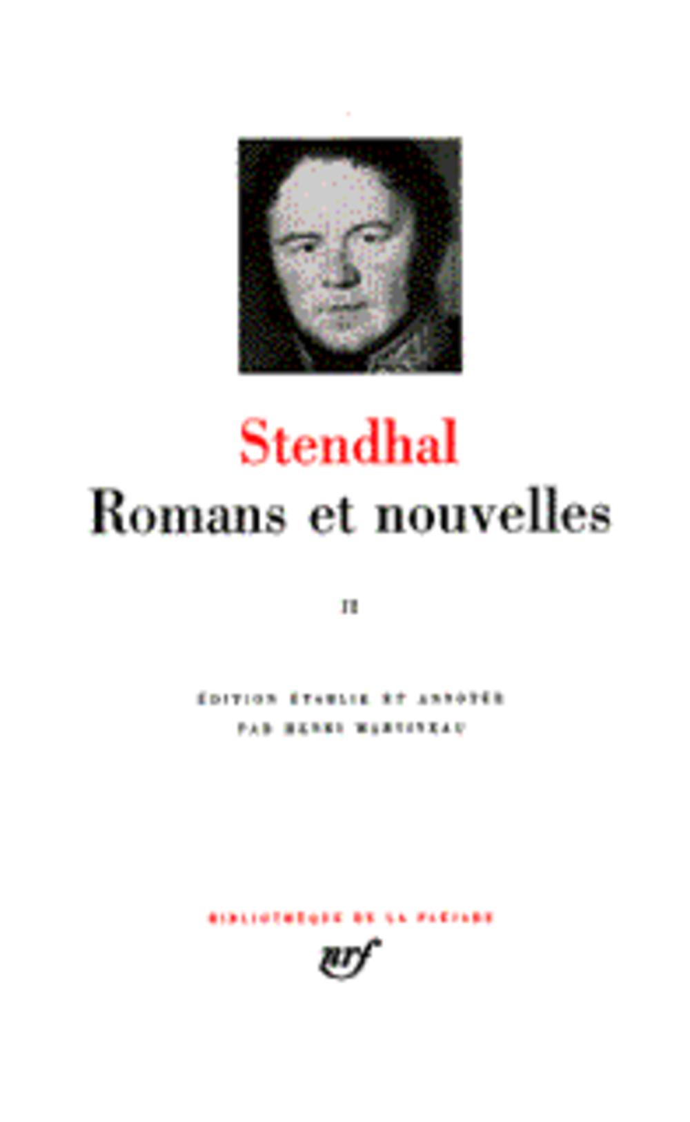 Romans Et Nouvelles T.1